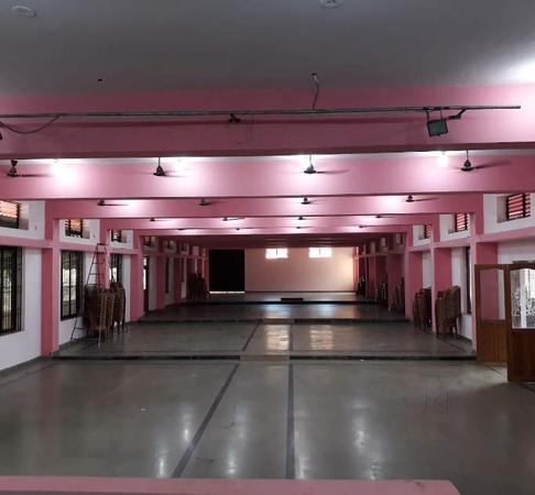Sarvajanik Ganeshotsav Mandal Sabhagraha Vodlemol Cacora Goa - Banquet Hall