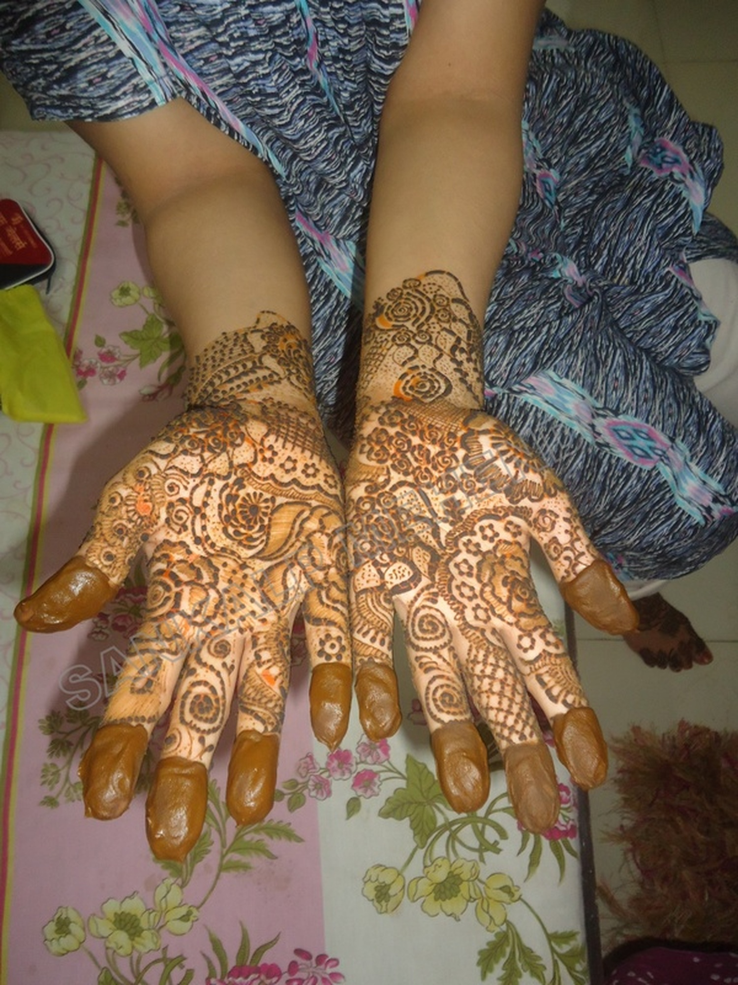 Bridal Mehndi Rates In Chennai : Sankalp mehndi bridal artist in mumbai weddingz