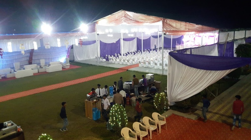 Bharat Marriage Lawn Mubarakpur Lucknow - Wedding Lawn