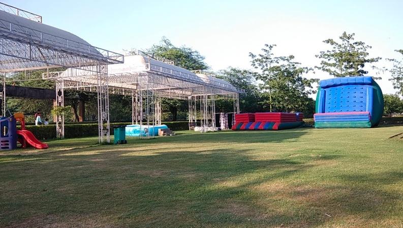 E-O-D Adventure Park Mayur Vihar Delhi - Banquet Hall
