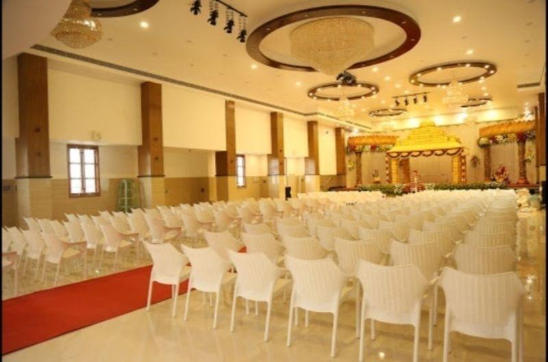 Sri Devi Palace AC Marriage Hall, Medavakkam, Chennai