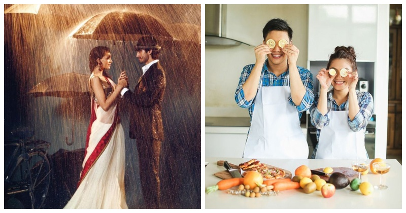 5 Pre-Wedding Photoshoot Ideas That are Timeless