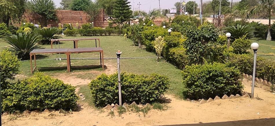 Khushbu Garden and Restaurant Chomu Jaipur - Banquet Hall