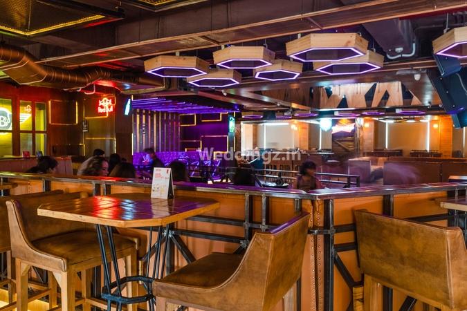 Big Boyz Lounge Sector 29 Gurugram - Banquet Hall