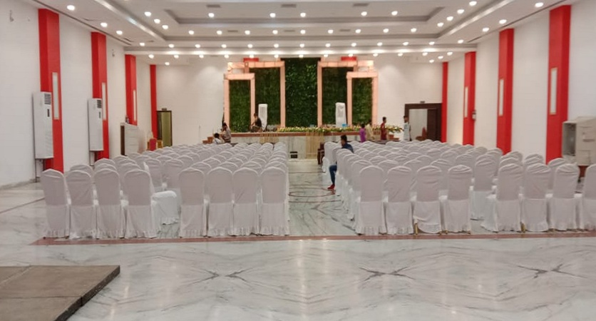 Dhara Mansion Danapur Patna - Banquet Hall
