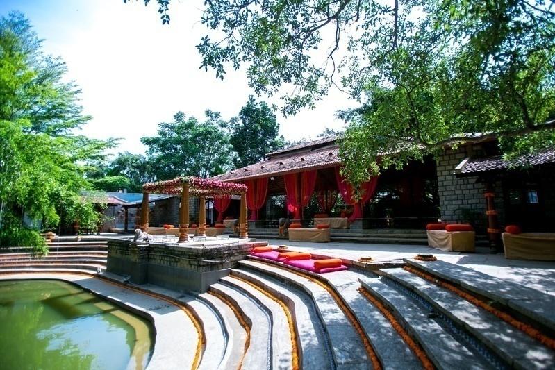 Address: The Pergola, Rajajinagar, Bangalore