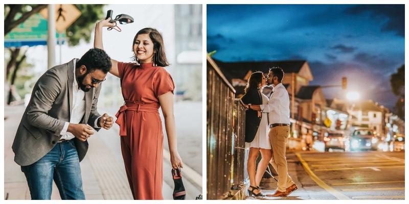 Sayantan & Sanchita's pre-wedding shoot in Kuala Lumpur and Cameron Highlands in Malaysia!