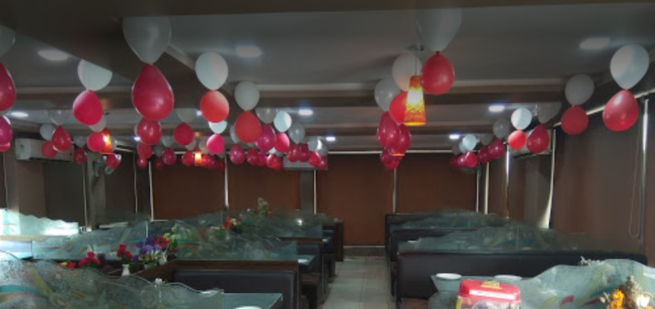Murlidhar Restaurant Nikol Ahmedabad - Banquet Hall