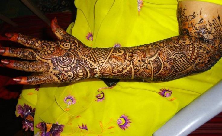Mehndi Designer Waseem | Hyderabad | Mehendi Artists
