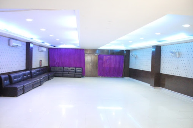 Hotel SP International Charbagh Lucknow - Banquet Hall