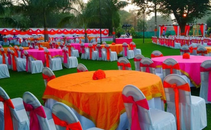 Kesharkunj Party Plot Jahangirpura Surat - Wedding Lawn