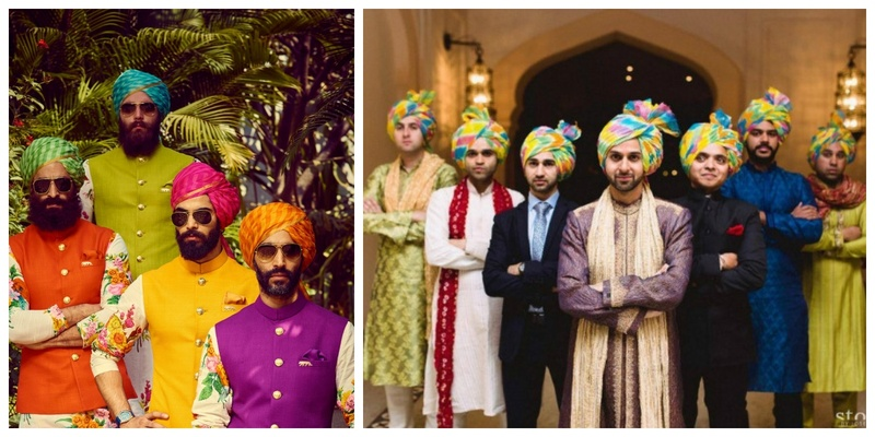 20 cool and stylish saafas for the groom and his baraatis!