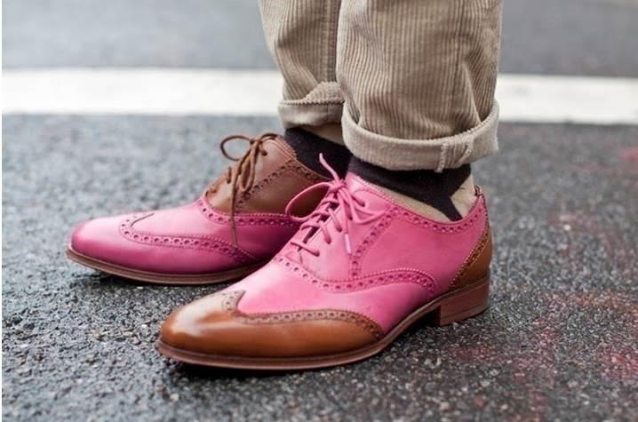 PINK FOOTWEAR