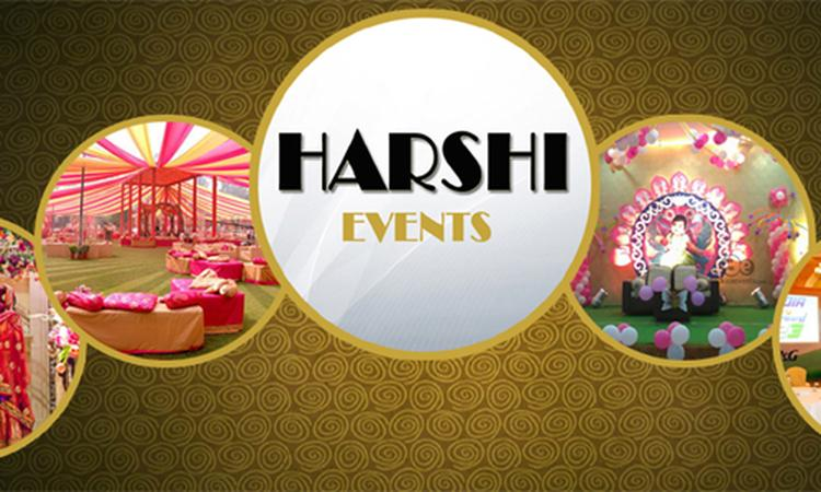 HARSHI EVENTS & CATERERS | Delhi | Wedding Planners