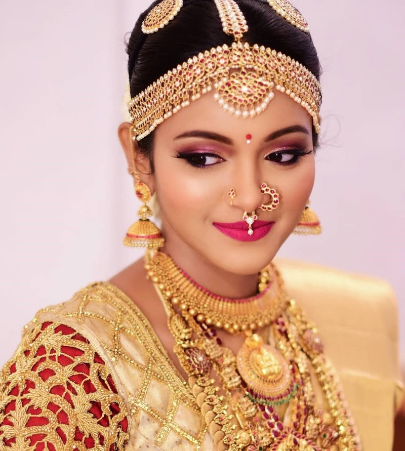Indian Wedding Makeup: Bridal Makeup Looks Which Rocked The 2018 Indian Wedding