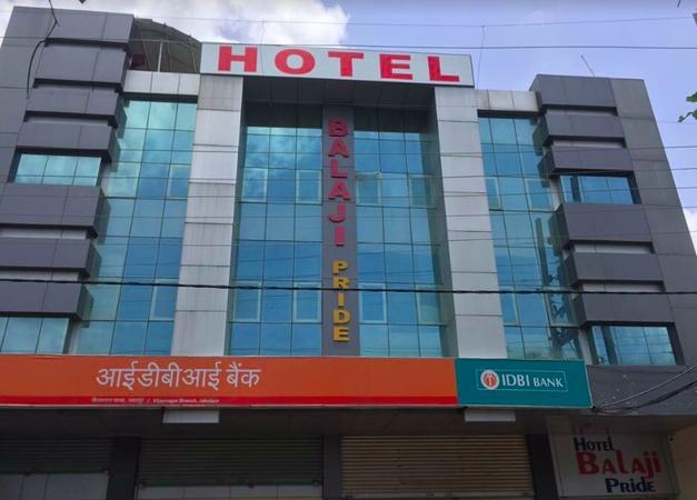 Hotel Balaji Pride Vijay Nagar Jabalpur - Banquet Hall