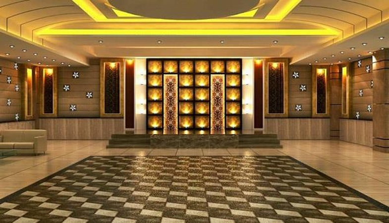 Majestic Crown Najafgarh Road Industrial Area Delhi - Banquet Hall