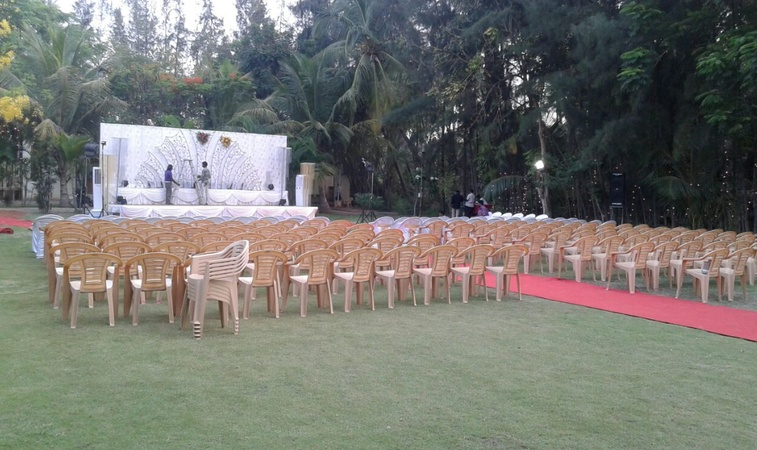 Mithra Resorts and Club Selvapuram Coimbatore - Banquet Hall