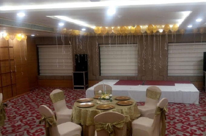 Clarks Inn Suites Gwalior Lashkar Gwalior - Banquet Hall