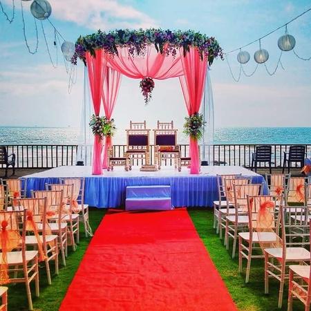 La Cabana Beach & Spa Mandrem Goa - Banquet Hall