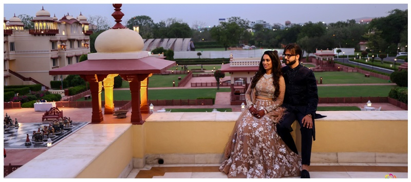 Rohan & Priti Jaipur : Rohan and Priti's Royal Wedding at Jaipur will put the King and Queen to shame!