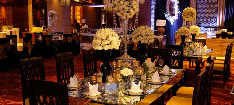 Reception Halls in Malad West, Mumbai for a Traditional Indoor Ceremony