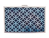 Ank Blue Clutch image