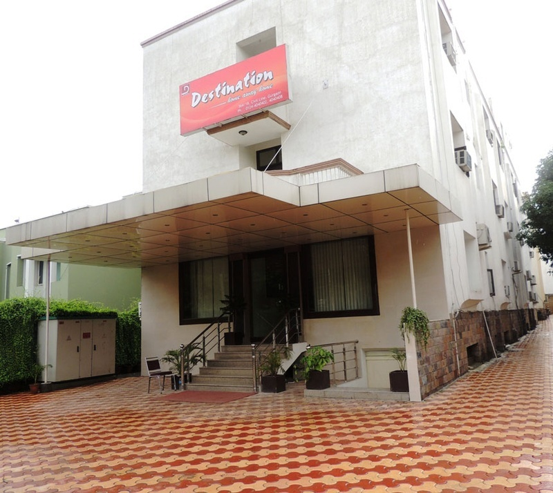 OYO Townhouse 020 Huda Metro South City 1, Gurgaon, Delhi