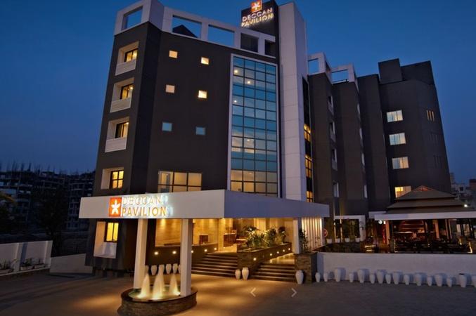 Hotel Deccan Pavilion Bibwewadi Pune - Banquet Hall