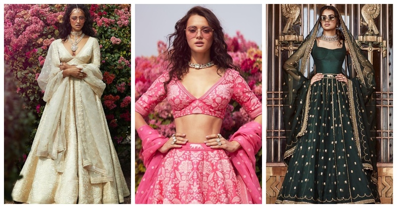 Boss Bride Alert Sabyasachi just unveiled his SS'19 Collection and it is drop dead gorgeous!
