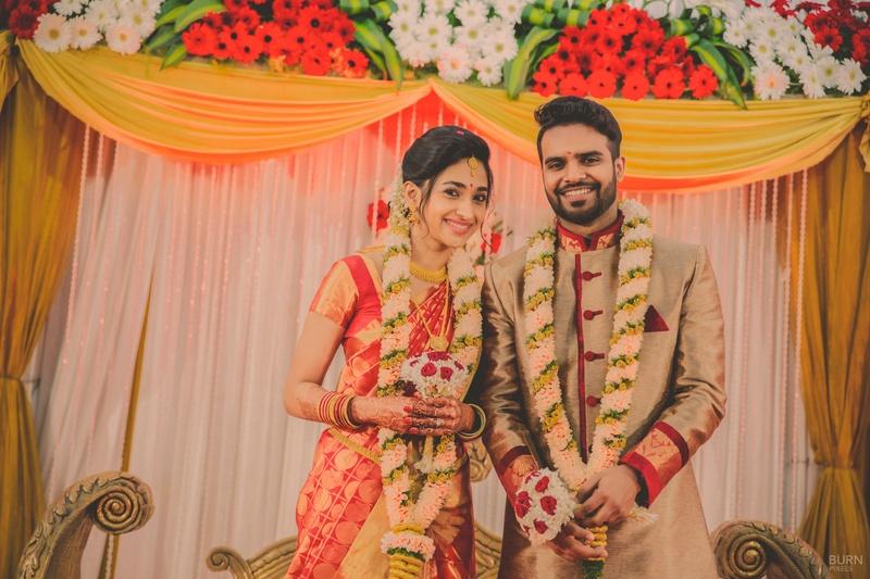 An Intimate South Indian Wedding Held At Mk Mahal Chennai Weddingz