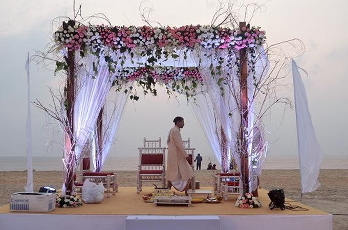 Lucros Event Management | Goa | Wedding Planners
