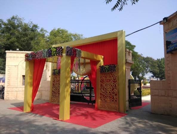 Sakkardara Lake Lawn Ayodhya Nagar Nagpur - Wedding Lawn
