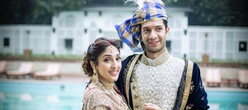 Kshitij & Shiasta Delhi : Beautiful destination wedding held at  Taj Mahal Hotel Delhi