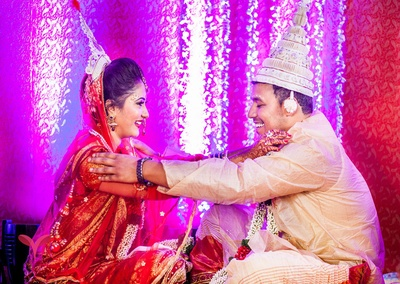 Bengali wedding ceremonies