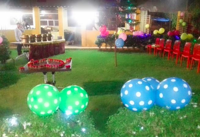 Foresta Restaurant And Lawn Vani Vihar Bhubaneswar - Wedding Lawn