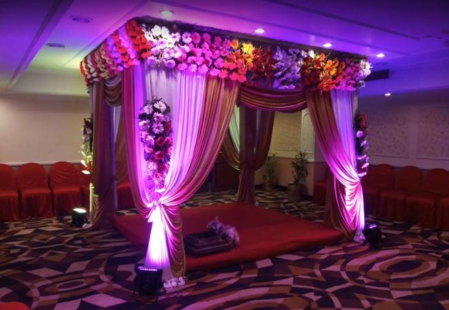 Stylla Garden Patia Bhubaneswar - Banquet Hall