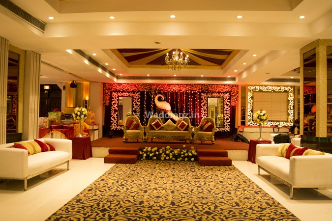 The Panchshila Rendezvous Malviya Nagar Delhi - Banquet Hall