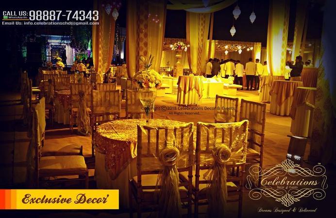 Celebrations Decor & Events | Chandigarh | Decorators