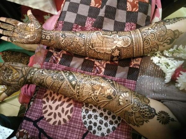 Deepak Mehandi Art | Delhi | Mehendi Artists