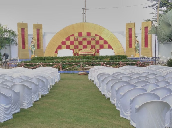 Gokul Party Plot Randheja Gandhinagar - Wedding Lawn