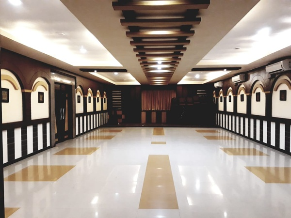Hotel Vishal Plaza Chakra Tirtha Road Puri - Banquet Hall