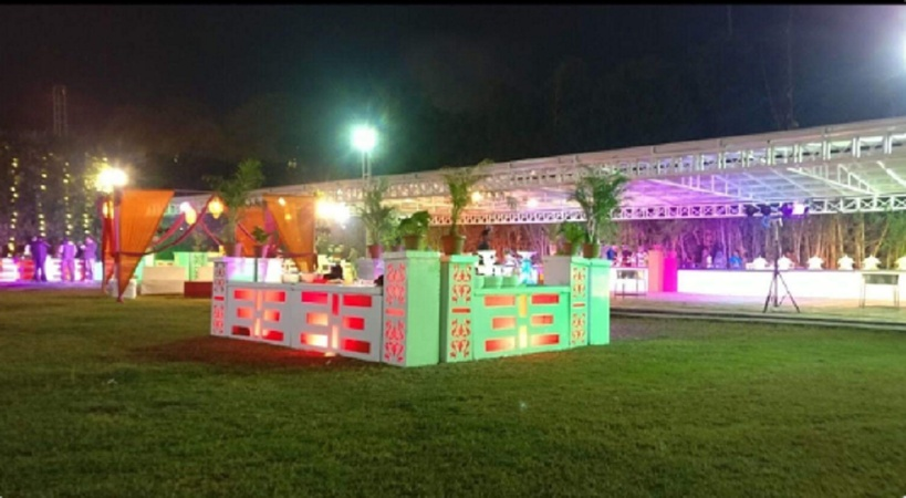 Arya Dreams Marriage Garden Lalghati Bhopal - Wedding Lawn