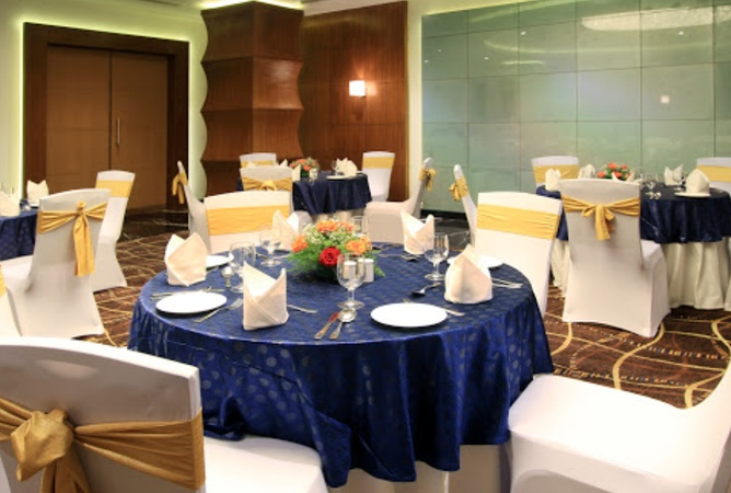 Comfort Inn Insys Mathikere Bangalore - Banquet Hall