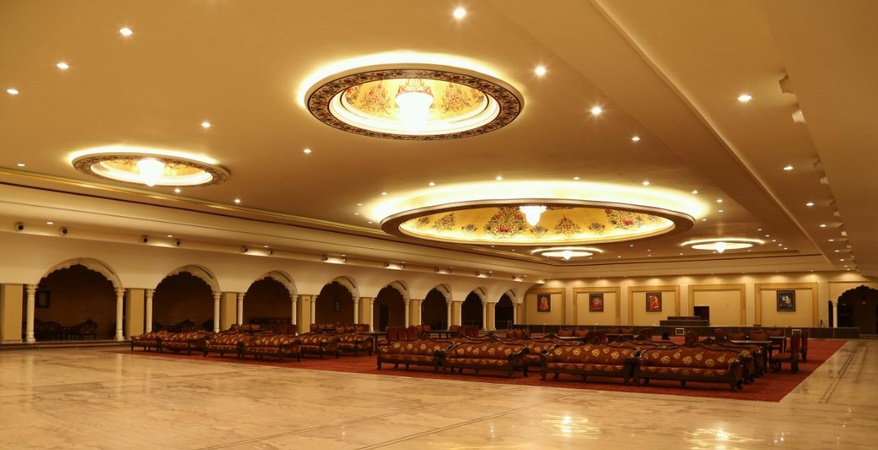 Mahal Mubarak Mullanpur Dakha Ludhiana - Banquet Hall