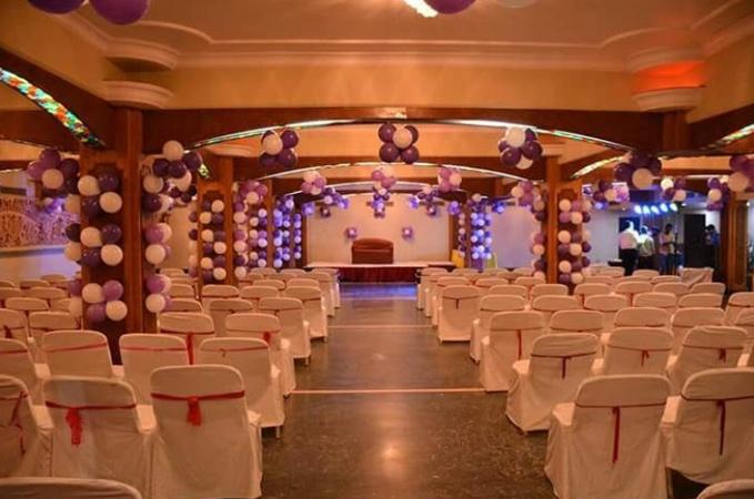 Clarks Inn Ajay International Civil Lines Prayagraj - Banquet Hall
