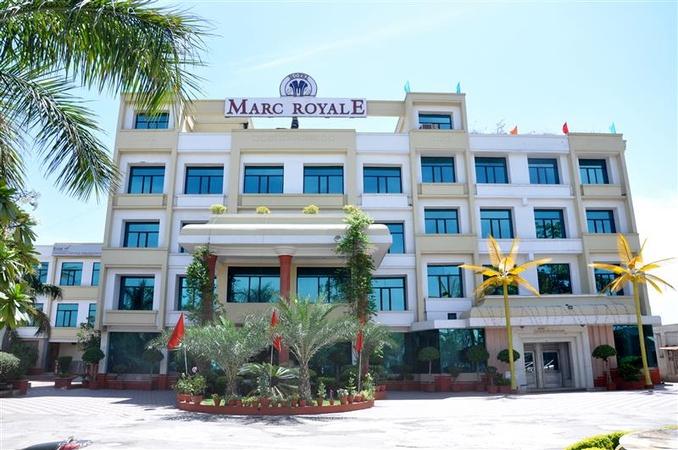Marc Royale Zirakpur Chandigarh Banquet Hall