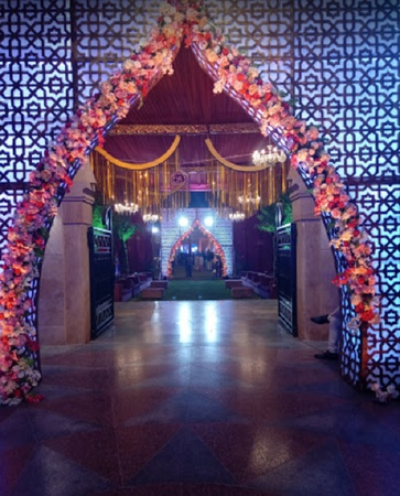 The Grand Palms Tajganj Agra - Banquet Hall