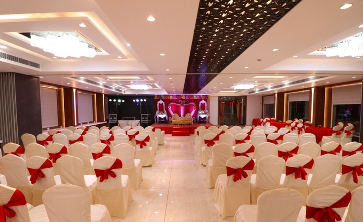 GenX Crescent Kursi Road Lucknow - Banquet Hall