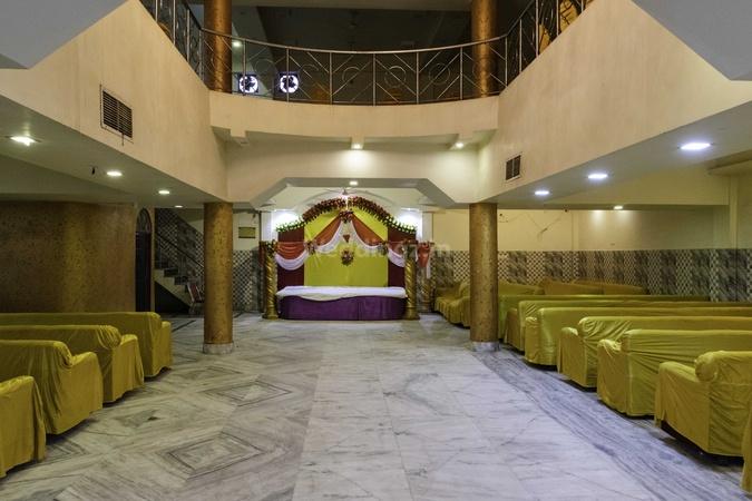 JK Mahal Marriage Hall Kareli Prayagraj - Banquet Hall